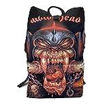 Mo-To-Head Mochila para niños, mochila escolar, mochila para portátil, mochila para niños, niñas, adolescentes, aficionados al juego, regalo