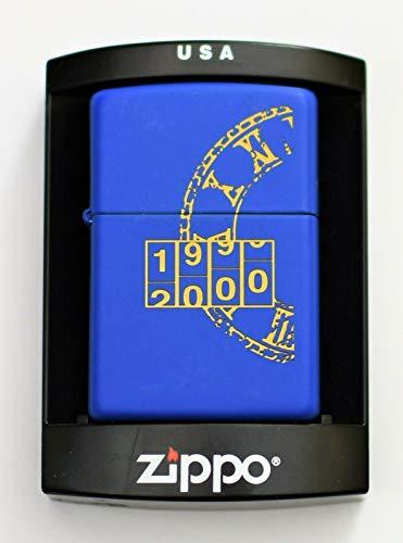 Zippo Lighters Windproof Pocket Collectors (Millennium)