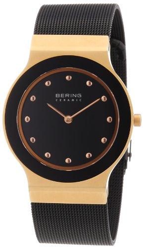 Bering Time Damen-Armbanduhr Ceramic Analog Quarz 32834-262