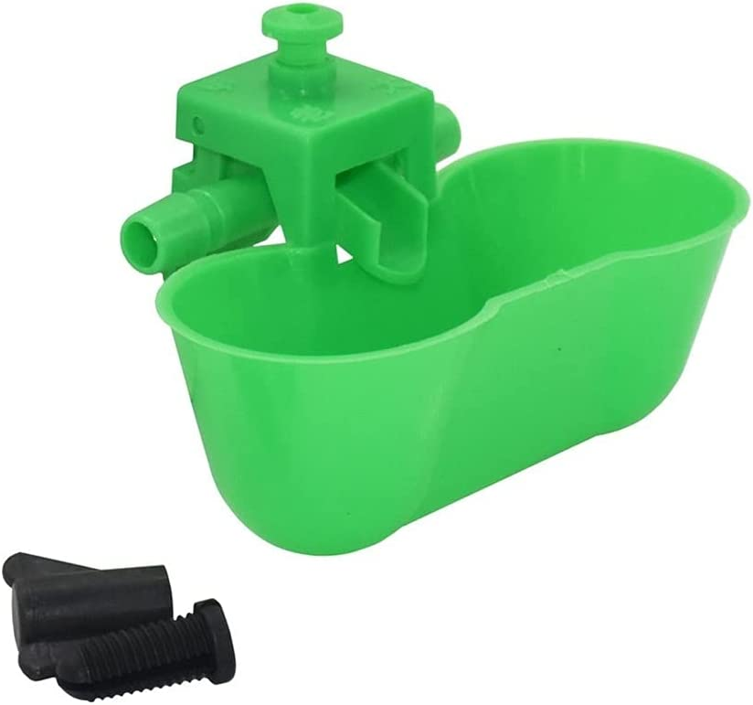 Cheap Direct store mail order shopping TTKD 1 Pcs Water Cup Chicken Watering Poultry Fountain Equi Bird