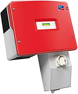 SMA Sunny Boy 3000 US Solar Inverter with Fused DC Disconnect