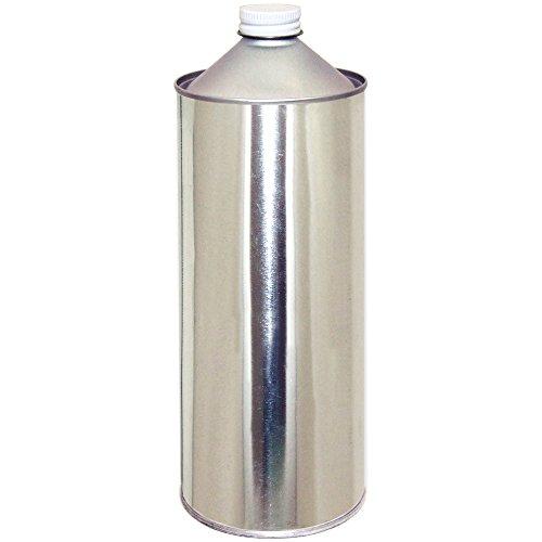ガレージ・ゼロ 無地缶 1L×12缶 ネジ口/空缶/ブリキ缶/GZKN01 GSE373
