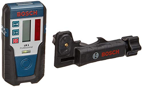 Bosch lr1 650 ft. Red-beam rotary line laser
