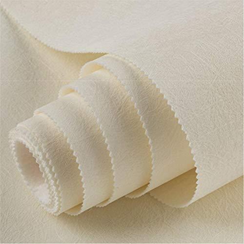 Papel pintado moderno minimalista europeo de alta gama de luz de lujo, seda lisa, revestimiento de pared para dormitorio o sala de estar, papel nórdico beige