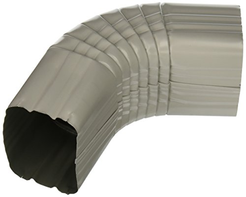 AMERIMAX HOME PRODUCTS 47264 3x4 Aluminum A Elbow, White by AMERIMAX HOME PRODUCTS (English Manual)