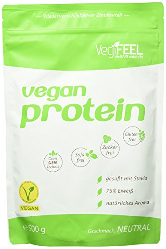 VegiFEEL Vegan Protein Neutral, 500  g