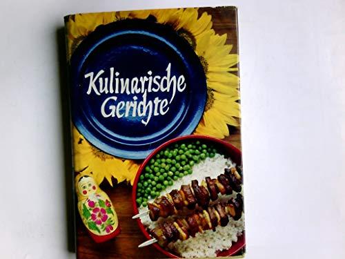 Kulinarische Gerichte : zu Gast bei Freunden.