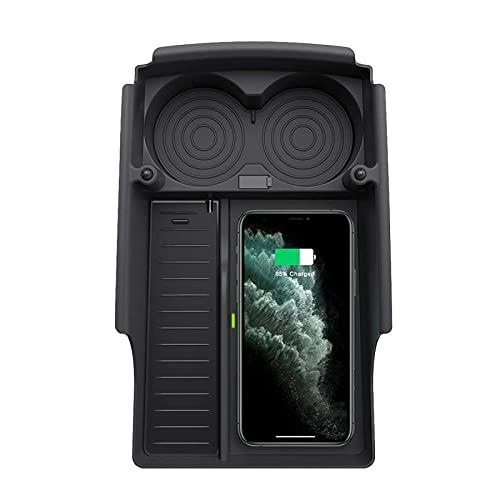 Apply to Tesla Model S X Wireless Qi Phone Charger Organizer Box...