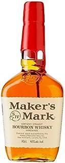 Maker von Mark Kentucky Straight Bourbon Whisky 70cl Pack 70cl