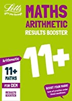 11+ Arithmetic Results Booster for the CEM tests: Targeted Practice Workbook (Letts 11+ Success)