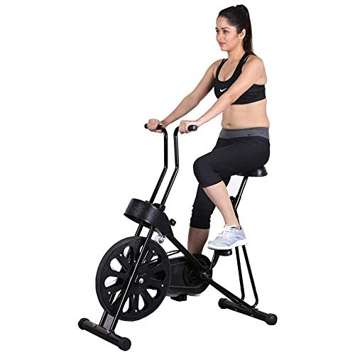 Body Gym Exercise Cycle 201 for Weight Loss at Home   Bonus Tummy Trimmer for Stomach Exercise   Fitness Bike with Abdominal...