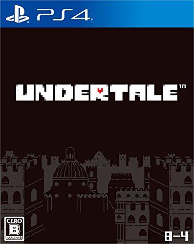 UNDERTALE - PS4 (【永久封入特典】ストーリーブックレット 同梱)