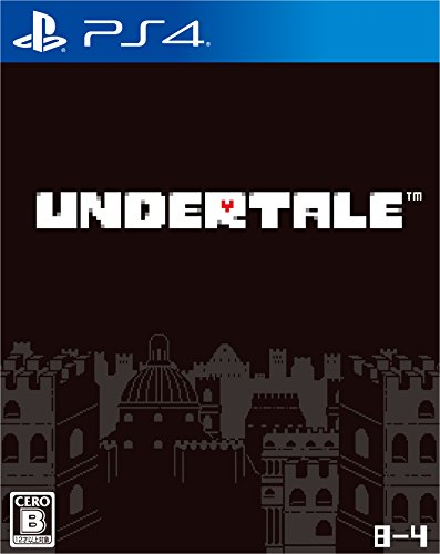 Fangamer Undertale SONY PS4 PLAYSTATION 4 JAPANESE VERSION