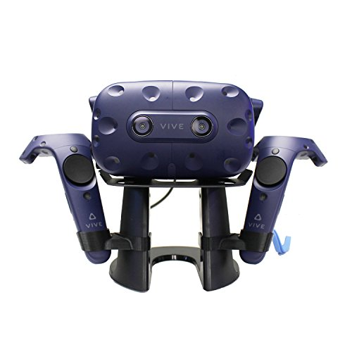 AMVR VR VR Ständer, VR Headset Display Halter für HTC Vive Headset oder HTC Vive Pro Headset und Controller