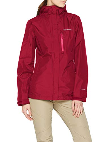 Columbia Mujer Chaqueta impermeable, Pouring Adventure II