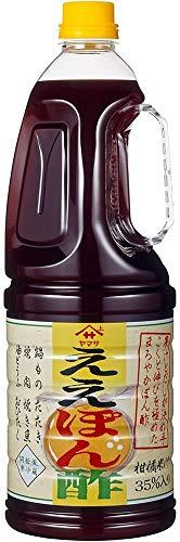 ええぽん酢 ヤマサ醤油 業務用 1.8L 6本入