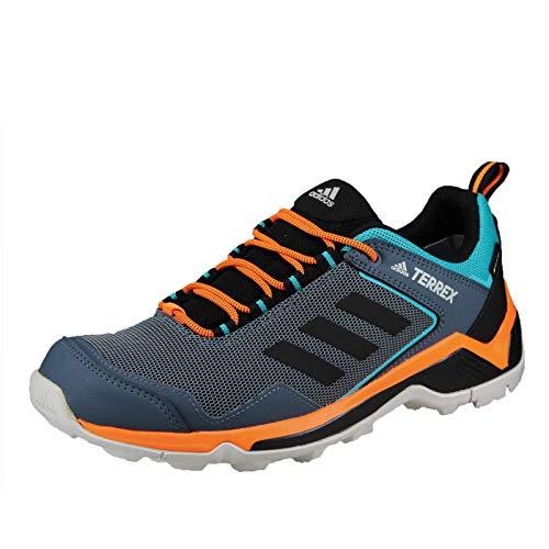 adidas Terrex EASTRAIL GTX, Zapatillas de Hiking Hombre, AZULEG/NEGBÁS/NARSEN, 43 1/3 EU