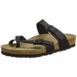 Birkenstock Unisex Mayari Sandals, Black, 39 EU (B001G2BKBY) | Amazon price tracker / tracking, Amazon price history charts, Amazon price watches, Amazon price drop alerts