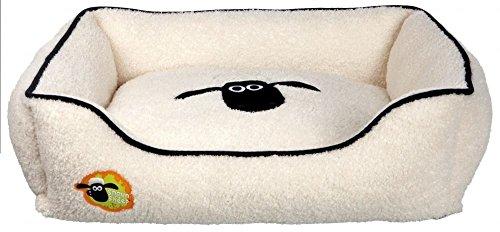 Trixie 36885 Shaun das Schaf Bett,65 x 50 cm