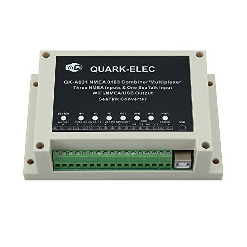 QK-A031 NMEA 0183 Multiplexer con convertitore SeaTalk - venditore UK
