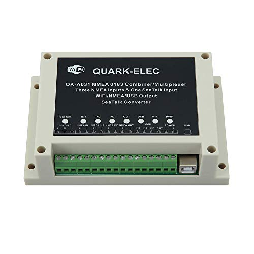 Find Cheap NMEA 0183 Multiplexer with SeaTalk Converter (QK-A031)