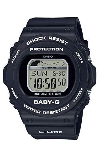 [カシオ] 腕時計 ベビージー G-LIDE BLX-570-1JF レディース ブラック