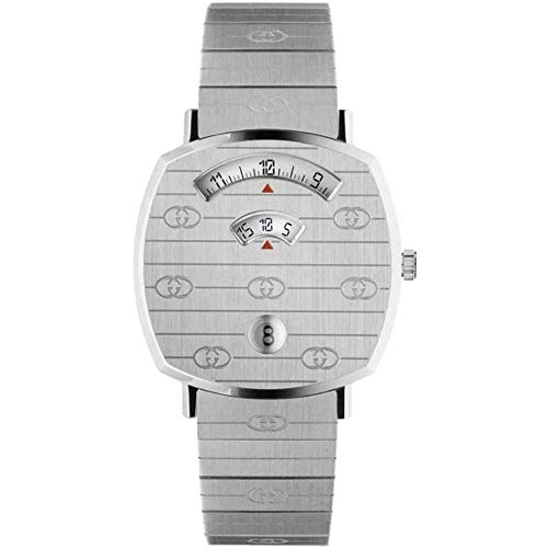 Gucci Grip YA157401 quarzwerk Unisex-Armbanduhr