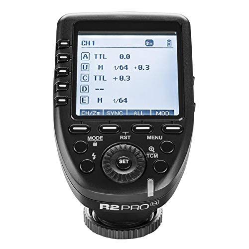 Flashpoint R2 Pro 2.4GHz Transmitter for Nikon (XPro-N)