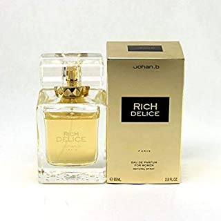 Rich Delice for Women by Johan B Spray 2.8 Oz.
