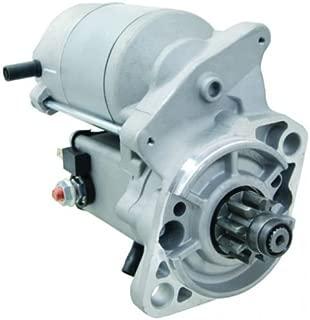 Starter - Denso OSGR (18144) Denso Kubota L295 R420 L2850 L3600 L285 KH90 L4200 KH28 L3650 L3710 L2250 L3450 L3250 R520 L4610 KH151 L4300 New Holland L454 L455 L553 L555 Mahindra 4110 Bobcat Thomas