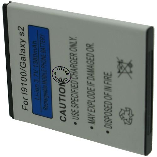 Otech Battery Compatible for Samsung SGH-I777 Galaxy S II