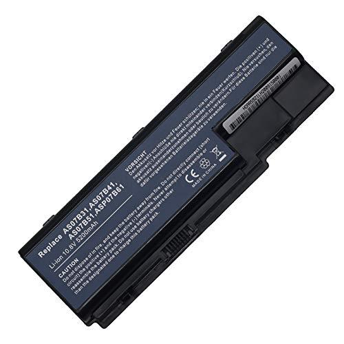 BTMKS AS07B71 AS07B31 AS07B32 - Batería para portátil Acer Aspire AS07B51 AS07B61...