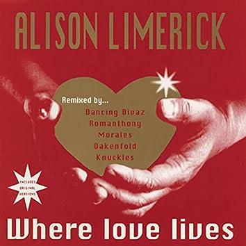 Where Love Lives ('96 Remix)