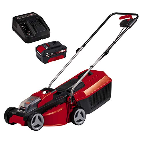 Einhell Tosaerba a Batteria Ge-Cm 18/30 Li Kit Power X-Change, Li-Ion, 18...