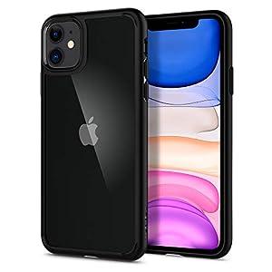 Spigen Ultra Hybrid Designed for Apple iPhone 11 (2019) - Matte Black