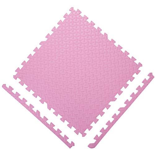 Find Discount GHGMM Rug Crawling Mat Play Mat, Foam Splice Moisture Proof Sound Insulation Child Cra...