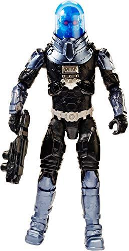 Mattel FVM76 DC Batman Mr. Freeze 30 cm Basis Figur, Spielzeug Actionfiguren ab 4 Jahren