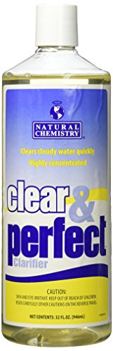 Natural Chemistry 3500 Clear and Perfect Pool Water Clarifier, 1 Quart