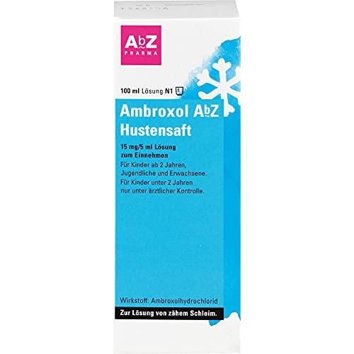 Ambroxol AbZ Hustensaft, 100 ml Lösung