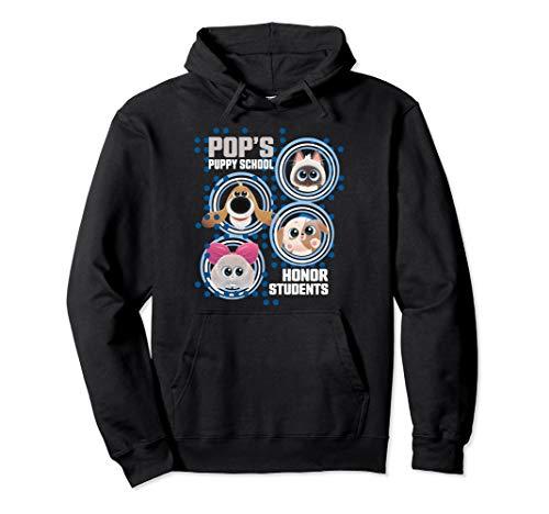 The Secret Life of Pets 2 Pop's Puppy School Pullover Hoodie