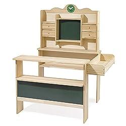 Howa Holzkaufladen mit Tafel