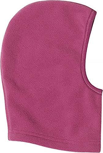 Playshoes Kinder-Unisex Fleece softe und atmungsaktive Schlupfmütze, pink, one size