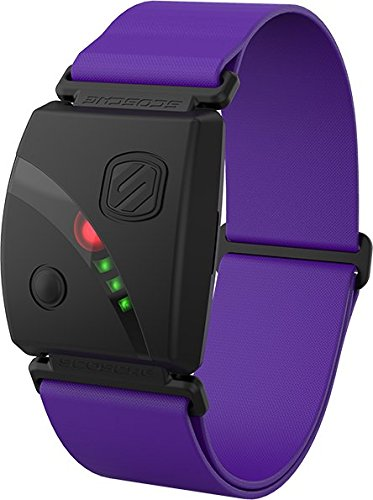 Scosche Rhythm24TM - Waterproof Armband Heart Rate...