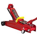 Best Car Floor Jacks - BIG RED TAM825051 Torin Hydraulic Low Profile Trolley Review