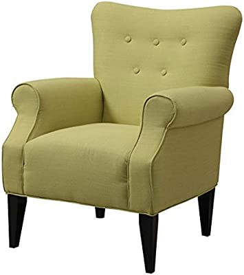 Amazon.com: Hebel New Modern Tufted Accent Chair Living Room ...