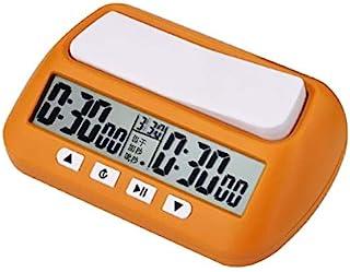 WHHHuan 1PC Professionnel Horloge d'échecs compacts Montre numérique Compact Compact up Down timeur Jeu de Carte de Carte ...