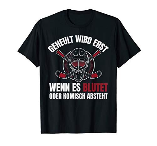 Eishockey Hockey Spieler Jersey Outfit Kit T-Shirt