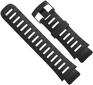 Suunto Suunto X-Lander Military Strap Kit Silikon Kordon Yetişkin, Siyah, Tek Beden