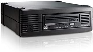 HP LTO-4 Ultrium 1760 SCSI External Tape Drive (Renewed)