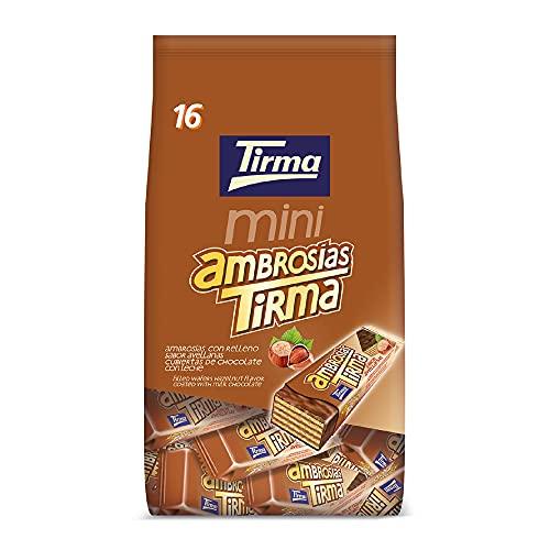 Ambrosía Mini Chocolate con Leche y Avellanas (16 uds. x
